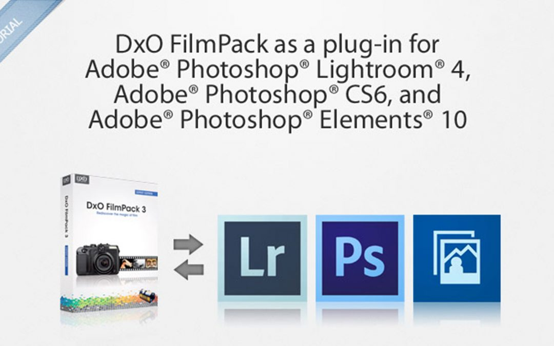 DxO FilmPack as a plug-in