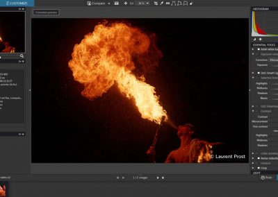 Workflow-Optimierung mit Dxo OpticsPro 10 und Adobe Lightroom