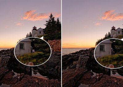 Removing dust specks and eliminating undesirable elements in your photos with DxO OpticsPro 10