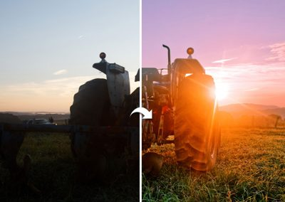 Reveal the details and colors of your dawn photos with DxO OpticsPro 10 and DxO FilmPack 5