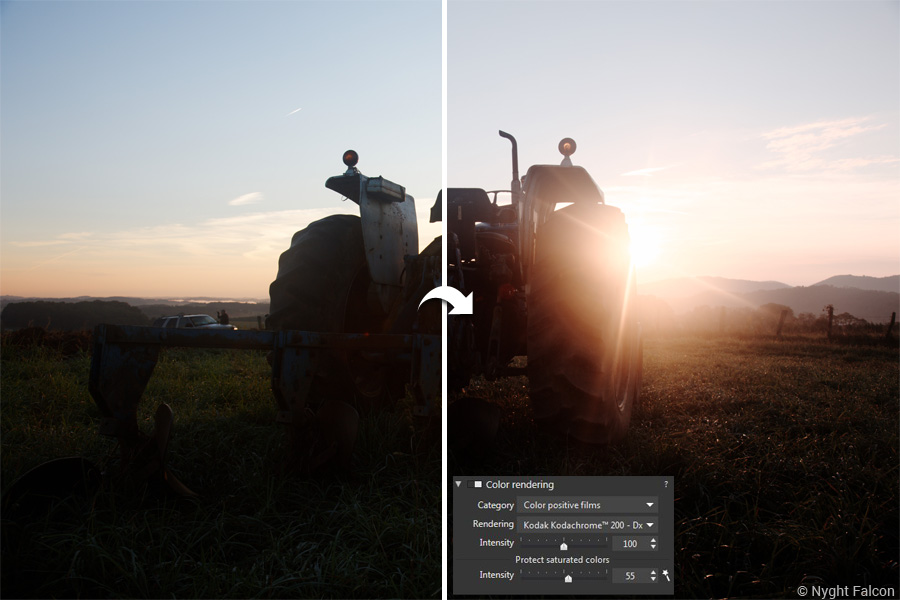 Reveal the details and colors of your dawn photos with DxO
