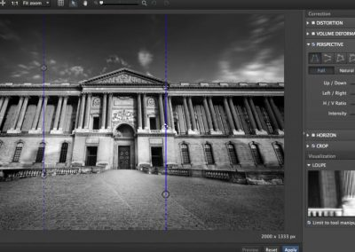Fix all perspective problems, even the most complex, with DxO ViewPoint 2