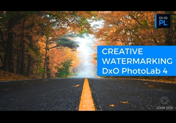 Creatively Promote Your Photography with Watermarking Using DxO PhotoLab 4