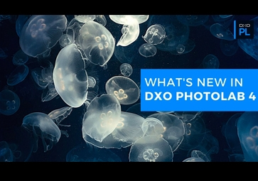 What's New in DxO PhotoLab 4