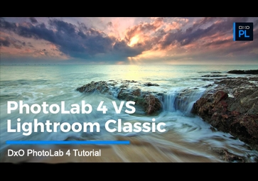 Comparing Top Differences Between PhotoLab 4 by DxO and Lightroom Classic