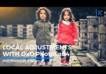 Using Local Adjustments on Everyday Photos with DxO PhotoLab 4
