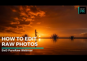 DxO PureRAW: Your First Step in Making RAW Corrections for Adobe Photoshop & Lightroom Classic